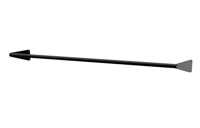 Branch Hangbar by Gus - Black Powder Coated Steel
