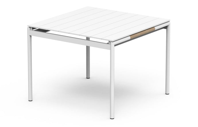 Breeze Aluminum Dining Table by Harbour - 40