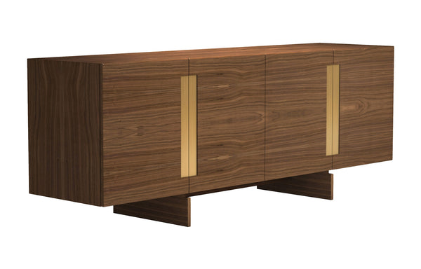 Brixton Sideboard by Modloft Black.