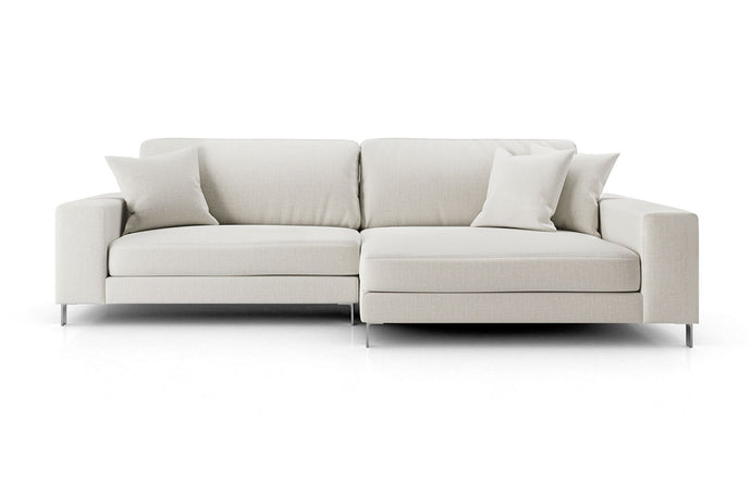 Broadway Sectional Sofa by Modloft - Right Facing.