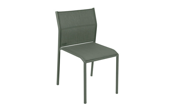 Cadiz Clay Grey Chair by Fermob.