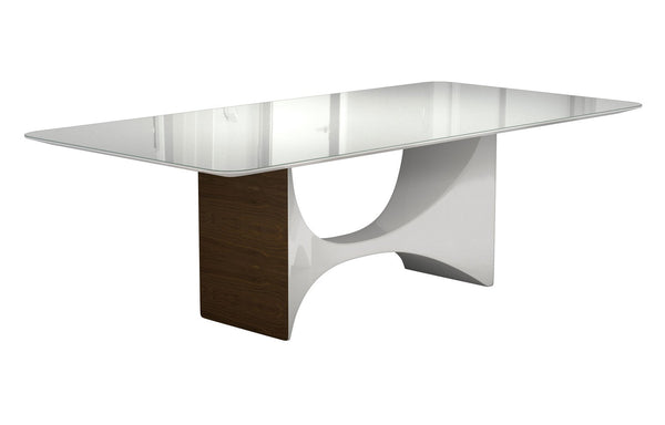 Camden Dining Table by Modloft Black.