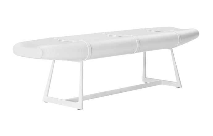 Carey Bench by Modloft Black.