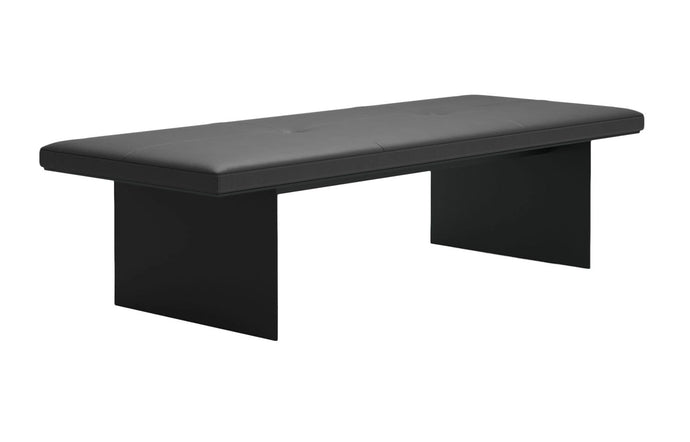 Chambers Bench by Modloft Black.
