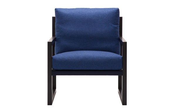 Chiara Fabric Lounge Chair by EQ3.