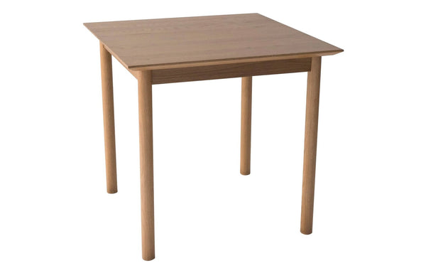 Coast Square Table by Sun at Six - Sienna Wood.