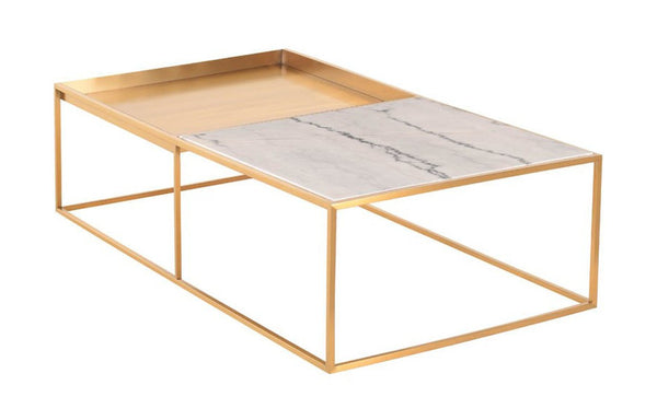 Corbett Coffee Table by Nuevo.