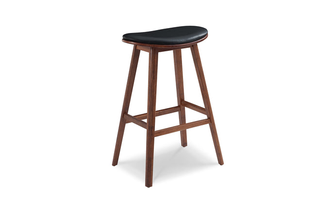 Corona Exotic Stool by Greenington - Exotic Wood.