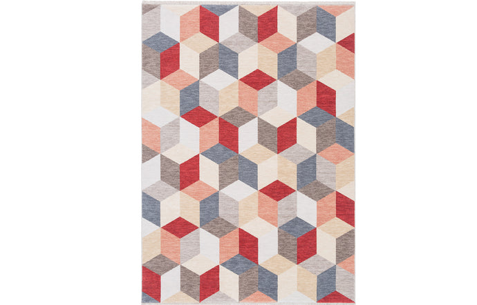Cube 045.069.990 Hand Tufted Rug by Ligne Pure.
