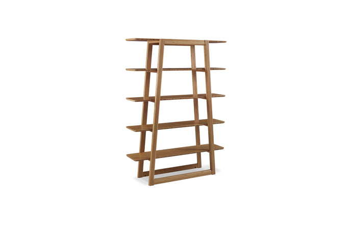 Currant Bookshelf by Greenington - Caramelized Wood.