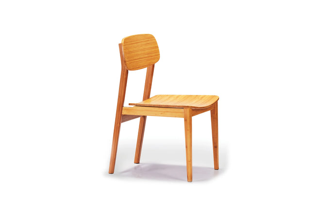 Currant Dining Chair by Greenington - Caramelized Wood.