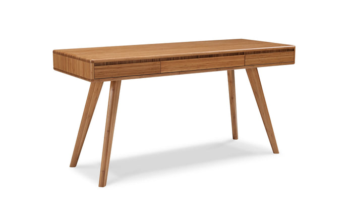 Currant Writing Desk by Greenington - Caramelized.