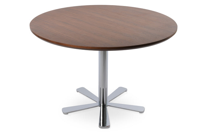 Daisy 5 Star Wood Dining Table by SohoConcept - 28