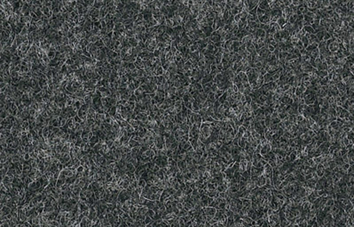 Dark Grey Camira Wool (Sample)