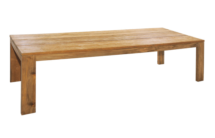 Eden Teak Dining Table by Mamagreen