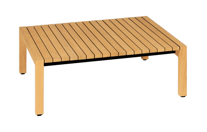 Ekka Teak Coffee Table by Mamagreen
