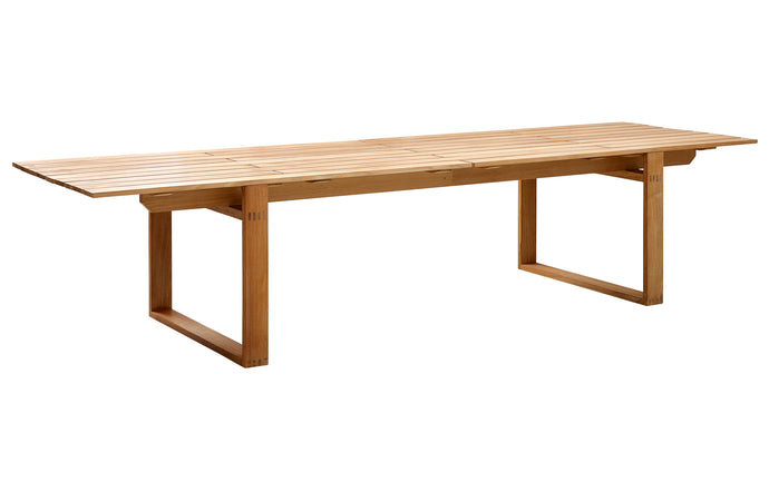 Endless Rectangle Dining Table by Cane-Line - 131