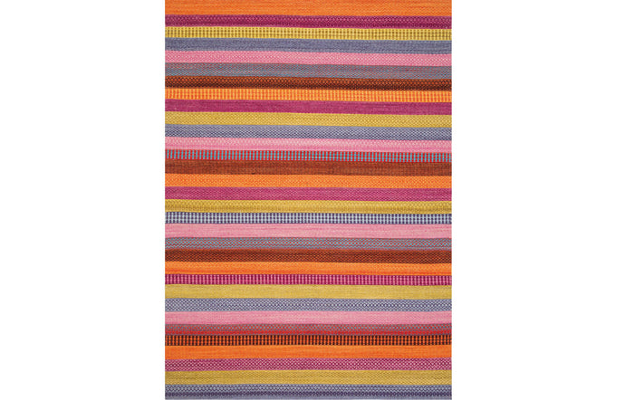 Enjoy 216.001.990 Patchwork Kelim Rug by Ligne Pure.