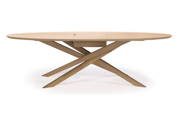 Mikado Meeting Table by Ethnicraft.