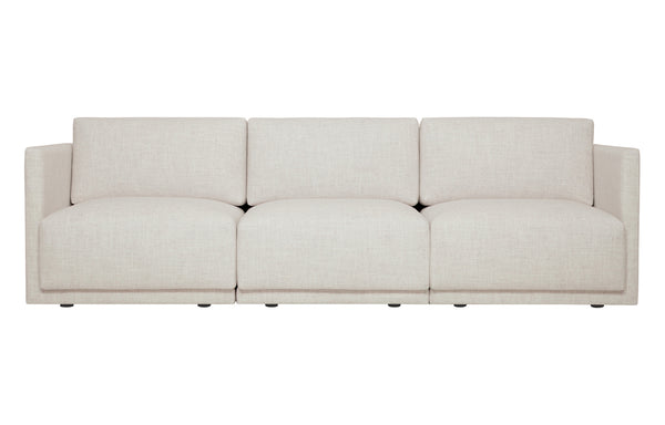 Eton Fabric 3-Piece Sectional by EQ3.