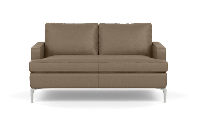 Eve Leather Loveseat by EQ3.