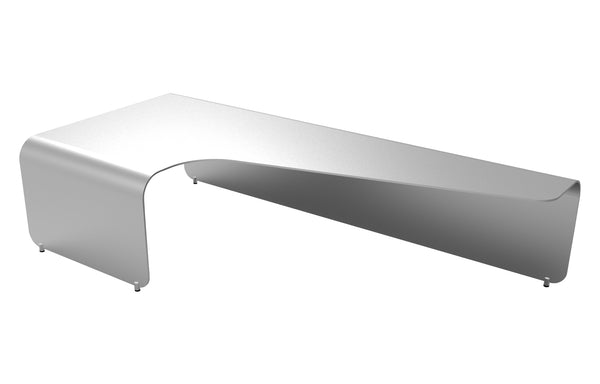 F001 Low Aluminum Table by Orange22 Modern.