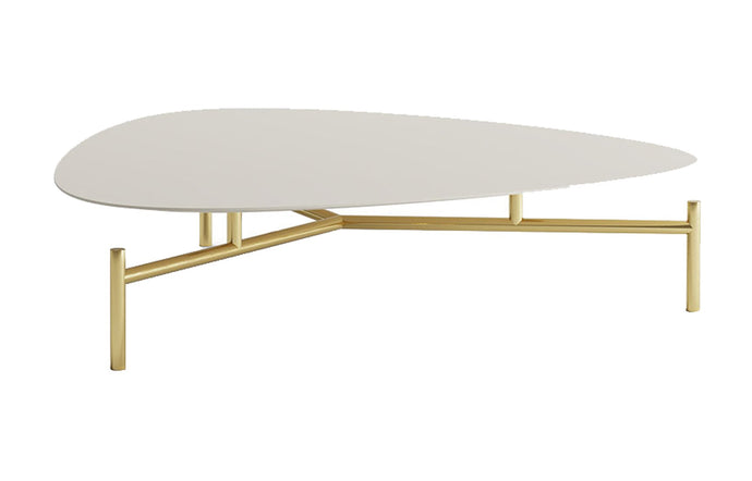 Finsbury Low Coffee Table by Modloft Black - Almond