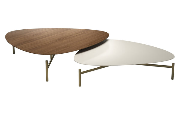 Finsbury Nesting Coffee Table by Modloft Black.