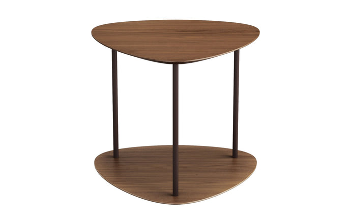 Finsbury Side Table by Modloft Black.