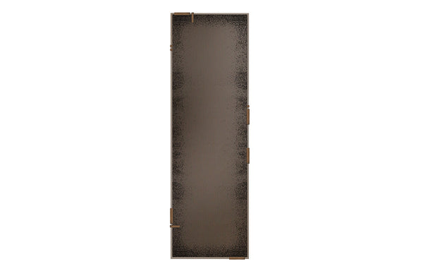 Frameless Floor Mirror by Ethnicraft - Bronze
