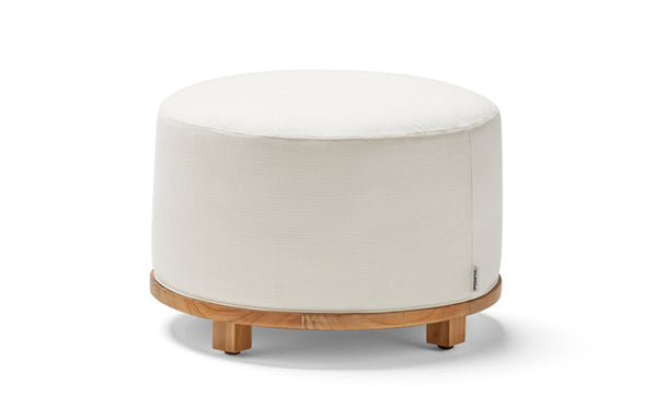 Fup Small Ottoman by Point - Fabric G1-22.