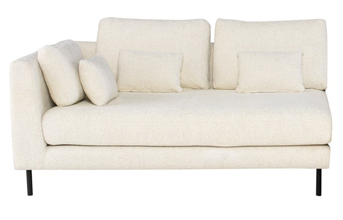 Gigi Single Arm Sofa by Nuevo.