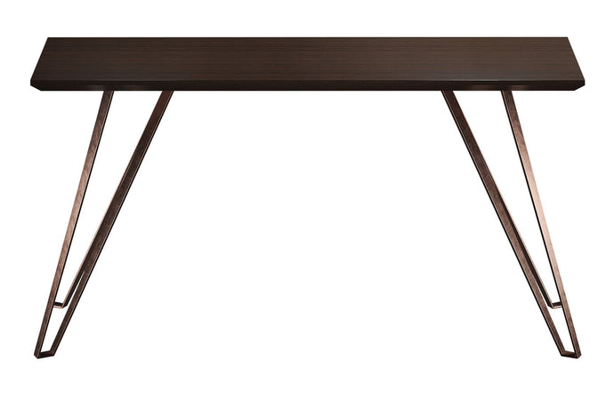 Grand Console Table by Modloft - Espresso.
