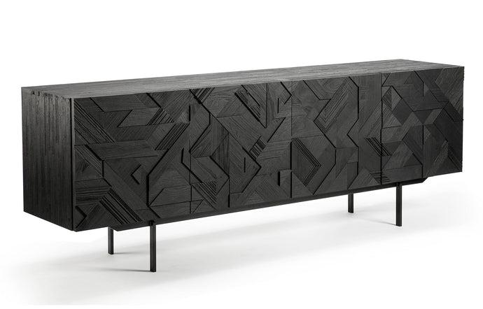 Graphic Sideboard by Ethnicraft.