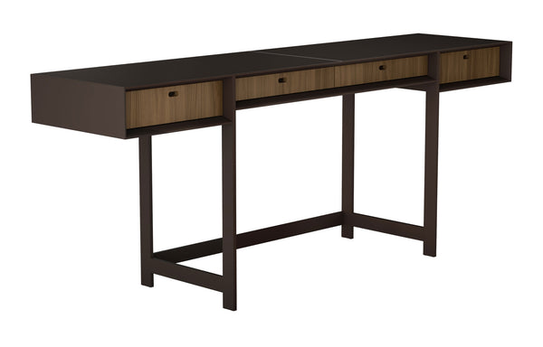 Hayes Desk by Modloft Black.