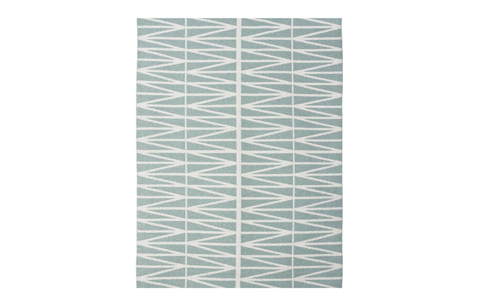 Helmi Turquoise Rug by Brita.