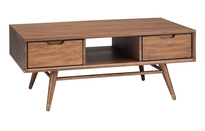 Jake Coffee Table by Nuevo.
