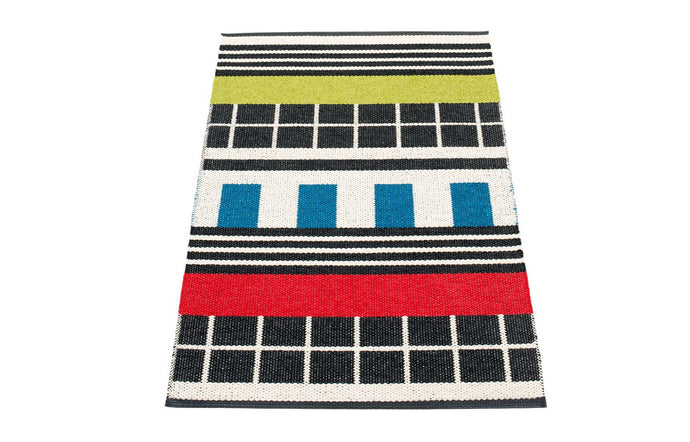 James Colour Runner Rug by Pappelina.