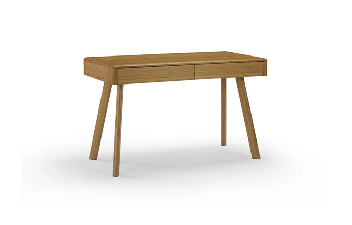Jasmine Writing Desk by Greenington - Caramelized Wood.