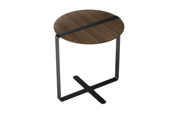 Jones Side Table by Modloft Black.