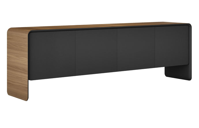 Kenley Sideboard by Modloft Black.
