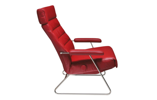 Adele Recliner by Lafer