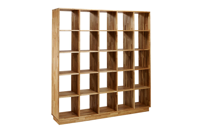 LAX 5x5 Bookcase by MASHstudios