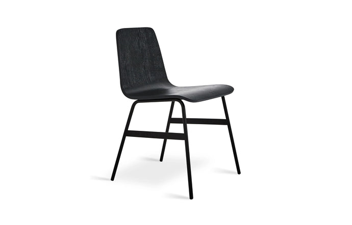 Lecture Chair by Gus Modern - Black Ash.