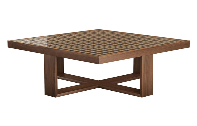 Leyton Coffee Table by Modloft Black.