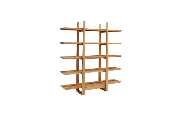Magnolia Caramelized Shelf by Greenington - Caramelized Wood.