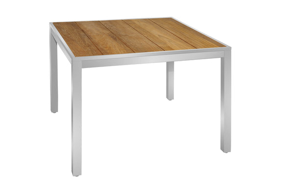 Zix Teak Dining Table by Mamagreen - 39.5