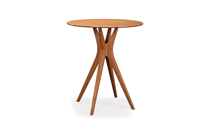 Mimosa Caramelized Bar Height Table by Greenington - Caramelized Wood.