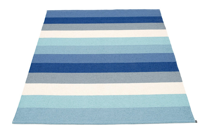 Molly Sky Rug by Pappelina - 55