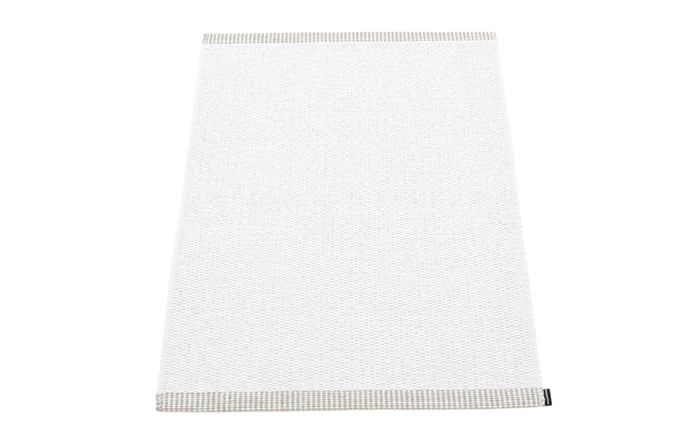 Mono White Rug by Pappelina - 24